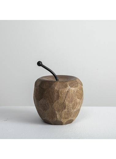 Chakra Apple Dekoratıf Obje M Standart - 10x10x13 Renkli